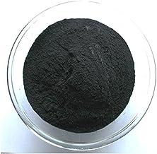 schungit, poudre de Shungite (env. 0,01mm) 50g avec certificat d'origine de la mine en Russie.