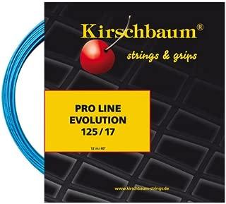 Kirschbaum Pro Line Evolution Savers Pack X3 Sets Pro Line Evolution 125/17G Tennis String Blue