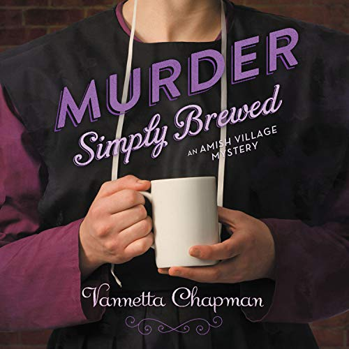 Murder Simply Brewed cover art