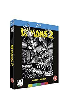 Demons 2 [Blu-ray] [1986] (B006IQ53MU) | Amazon price tracker / tracking, Amazon price history charts, Amazon price watches, Amazon price drop alerts
