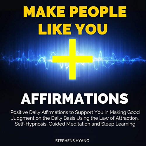 Make People Like You Affirmations audiobook cover art