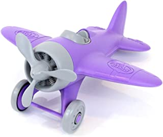 Green Toys Airplane Vehicle Toy, Purple, 8.5