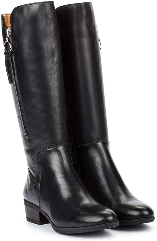 Pikolinos Womens Daroca Leather Boots