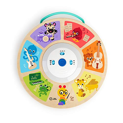 Baby Einstein Cal's Smart Sound Symphony Magic Touch Wooden Electronic Activity Toy