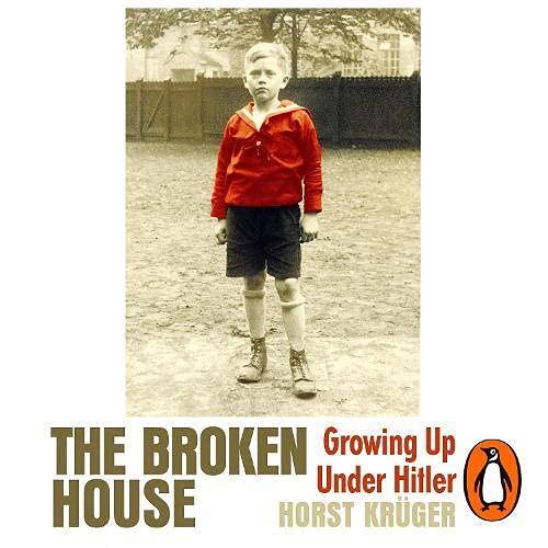The Broken House cover art
