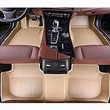WFLOV Alfombrillas De Coche para Landrover Range Rover Freeland Evoque Range Rover Sport Discovery