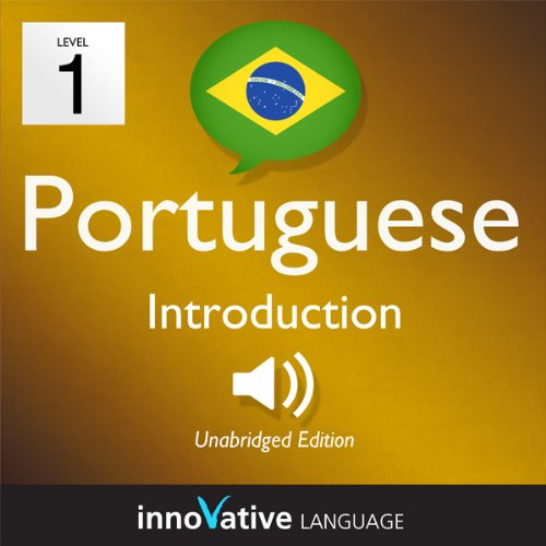 Learn Portuguese - Level 1: Introduction to Portuguese, Volume 1: Lessons 1-25  By  cover art