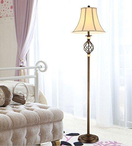 DSJ American Country Vintage smeedijzeren vloerlamp minimalistische slaapkamer woonkamer vloerlamp