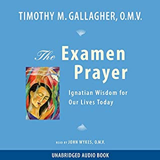 The Examen Prayer audiobook cover art