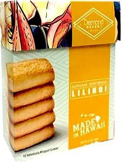 Diamond Bakery Lilikoi Hawaiian Shortbread Cookies