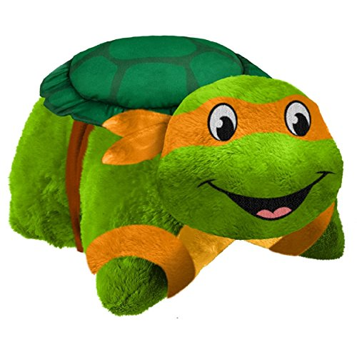 Michelangelo Pillow Pet -...
