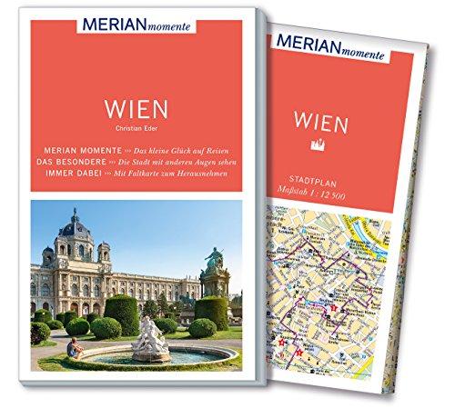 MERIAN momente Reiseführer Wien: Mit Extra-Karte zum Herausnehmen