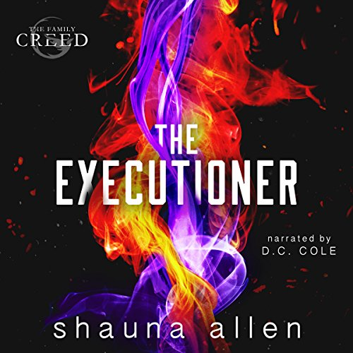 The Executioner audiobook cover art