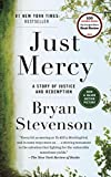 The cover of Just Mercy by Bryan Stevenson