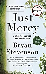 just mercy book cover bestseller