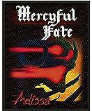 Mercyful Fate: Toppa Melissa (Zubehör)