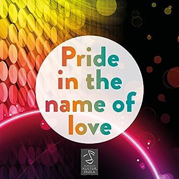 Pride in the Name O Love