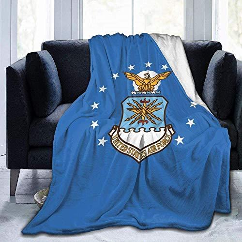 BAOYUAN0Wolle BettdeckeDecke Wolldecke US Military Flag Fleece Blanket Throw Ultra-Soft Micro Fleece Pl¨¹sch Throw Blanket f¨¹r Couchbett T035 Geschenk