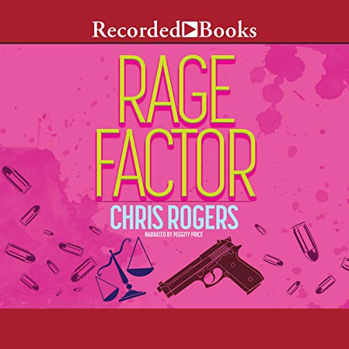 Rage Factor audiobook cover art