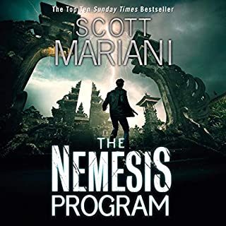 The Nemesis Program cover art