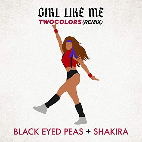 Black Eyed Peas, Shakira & twocolors