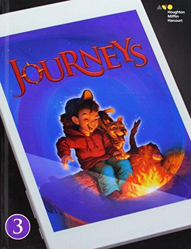 Journeys: Student Edition Volume 1 Grade 3 2017