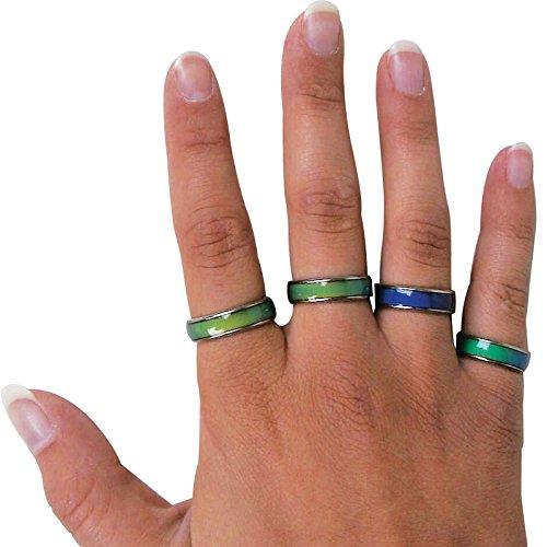 Tobar Mood Ring (accesorio de disfraz) , color/modelo surtido
