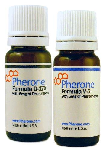 Pherone Speciale Sconto particolare Bundle B-175 per gli uomini di attrarre le donne, con feromone Colonia formule D-17X e V-5 - Pure feromoni umani