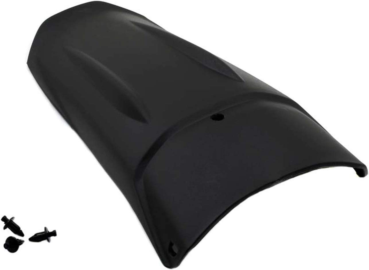 F-850 GS ADV Adventure 2019 Color : Black NLLeZ 1pc Motorcycle Mudguards Front Fender Extender Extension Mud Guards For B-M-W F-850GS F-850GS 2018 2019