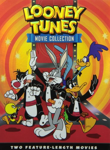 Looney Tunes Movie Collection (Bugs Bunny-Road Runner Movie   1001 Rabbit Tales)