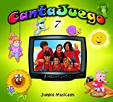 Cantajuego Vol. 7 [DVD de Audio]