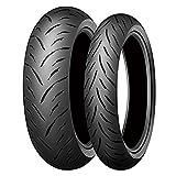 Coppia gomme pneumatici Dunlop GPR-300 120/70 ZR 17 58W 160/60 ZR 17 69W H ONDA NC 700