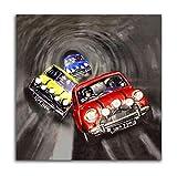 LYML Italienische Arbeit-Mini Cooper Classic Tunnel Auto