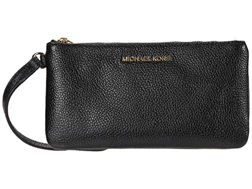 MICHAEL Michael Kors Jet Set Medium Wristlet Black One Size