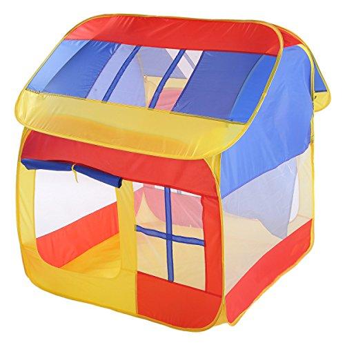 YYH Giochi per Bambini Tenda da colorare Gioco da casa al Coperto Gioco Gouse Princess Garza Baby Toys Camping Ocean Ball Pool