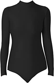 Turtle Neck Leotard for Adult and Child