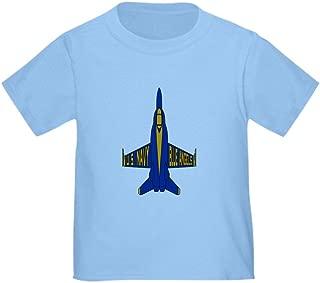 U.S. Navy Blue Angels Jet Toddler Tshirt