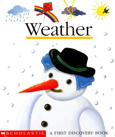 Weather (First Discovery Books)