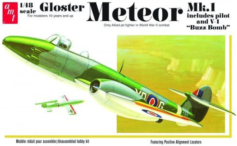 1 48 Gloster Meteor MK1 Fighter
