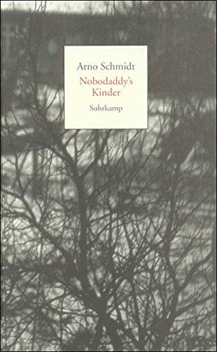 Nobodaddy's Kinder: Eine Trilogie. Aus dem Leben eines Fauns. Brand's Haide. Schwarze Spiegel