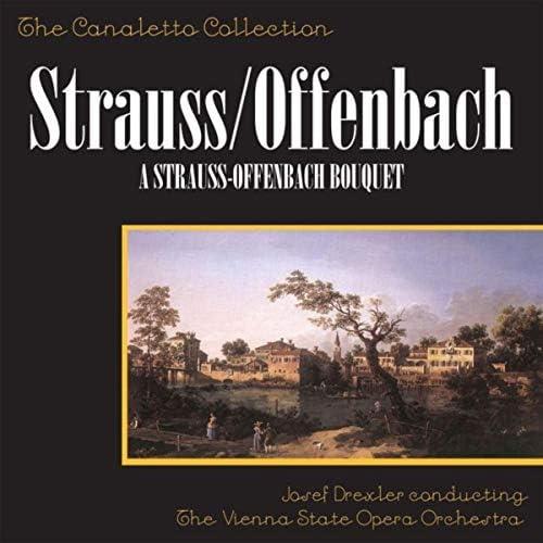 Josef Drexler feat. Johann Strauss & Vienna State Opera Orchestra