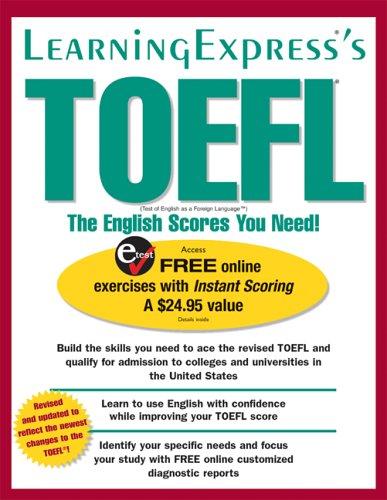 TOEFL iBT: The English Scores You Need!