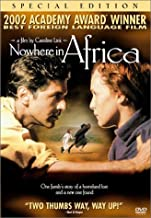 Nowhere in Africa [Reino Unido] [DVD]