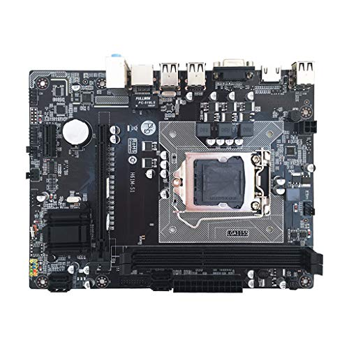 JOYKK Desktop Computer Moederbord 1155 Pin CPU Interface DDR3 Memory Solid State Moederbord