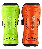 Skera E3341410 Multicolor Football Shin Guard