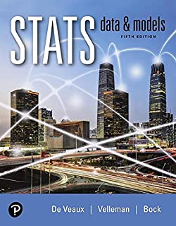 Stats: Data and Models, Books a La Carte Edition (5th Edition)