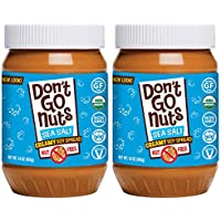 2-Count Don't Go Nuts Roasted Sea Salted Soybean Spread