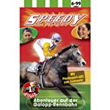 Speedy-das Rennpferd-Abenteuer auf der [Musikkassette]