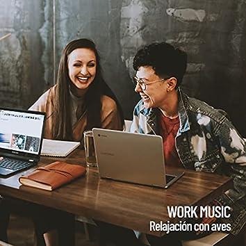 Work Music: Relajación con aves