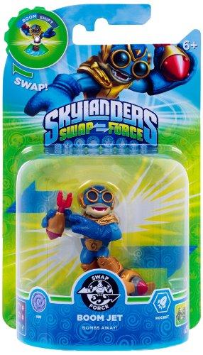 Skylanders Swap Force - Single Character - Swap Force - Boom Jet